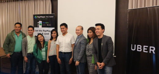 PayMaya and Uber launch exclusive cashless commute promo for Cebu | Cebu Finest