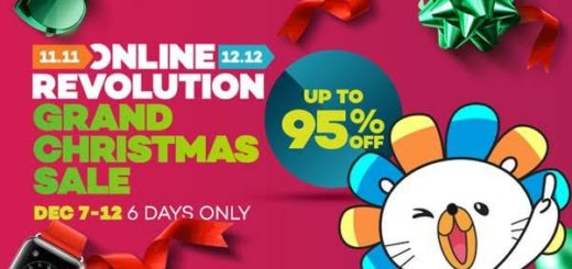 Lazada Philippines Wraps Up Online Revolution with a 6-day Grand Christmas Sale | Cebu Finest