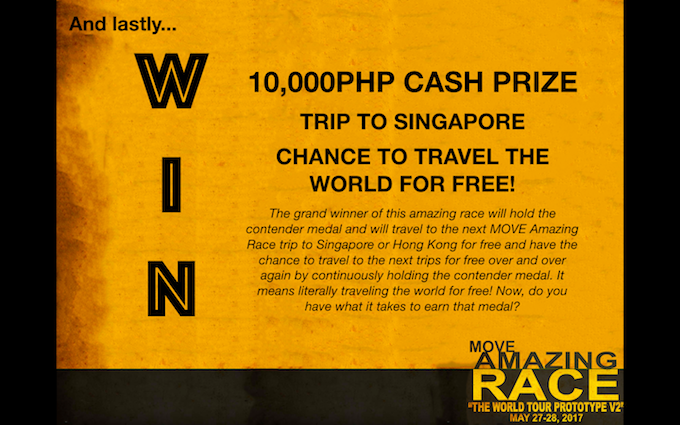 Move Amazing Race: The Biggest Travel Event of the Year (Giveaway) | Cebu Finest